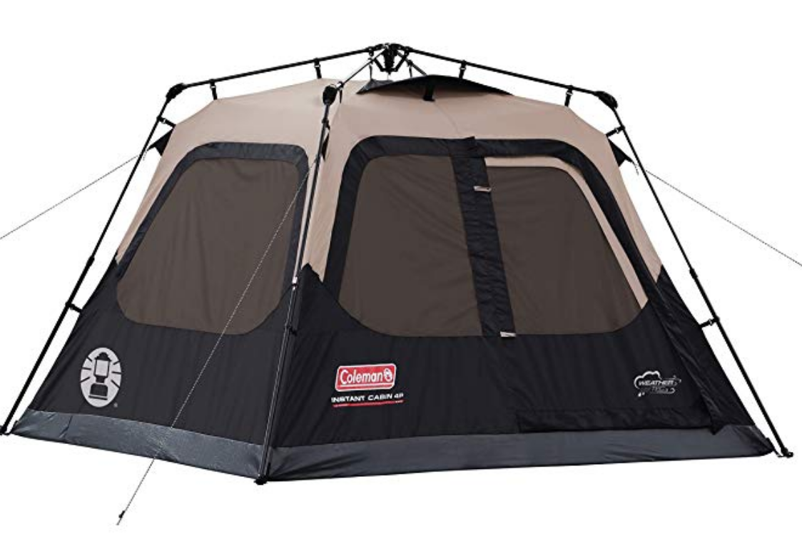 3-4 PERSON TENT
